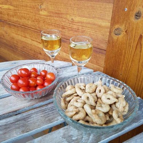 Taralli al semi di finocchio(Graines de fenouil et vin blanc)